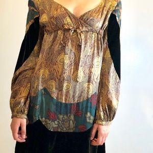 Custo Barcelona Silk Dress